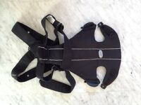 Baby Bjorn front carrier, old style