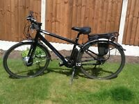 Giant Twist RS1 Electric Bike .. ( Spares or Repair )
