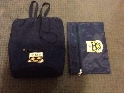 Trinity Sports Bag & Pencil Case Como South Perth Area Preview