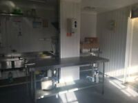 ***Catering Kitchen Lease For Sale***