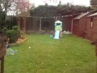 Little Tykes outdoor play equipment