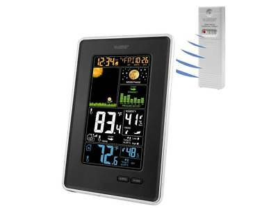 WW85784 La Crosse Technology Vertical Wireless Color Weather Station TX141TH-BV2