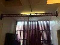 Gantrys music aerial pole hoop silk lighting
