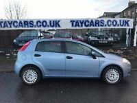 2006 FIAT PUNTO 1.2 ACTIVE LOW MILES!!!! NEW SHAPE MODEL