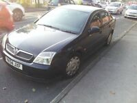 54 plate vauxall vectra with full mot drives perfect no faults