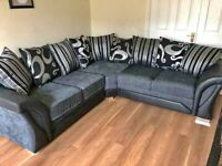 💯BEST OFFER 39%💯OFF SHANNON SOFA💯CORNER OR 3+2 SEATER SOFA SET AVAILABLE IN STOCK♥️