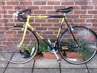Classic Road bike Raleigh Banana