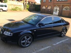 URGENT!!! VERY CHEAP AUDI A4 S-LINE FOR SALE!!!