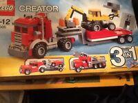 New Lego creator 31005 age 7-12