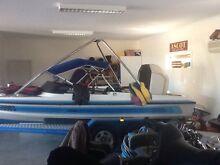 Flightcraft ski boat Riverside West Tamar Preview