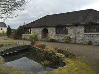 Generously proportioned detached four bedroom bungalow in a quiet cul-de-sac, Tomonie, Fort William