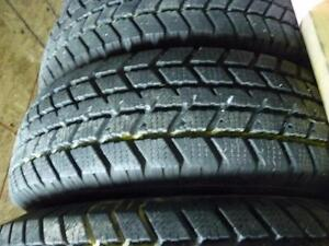 4 pneus d'hiver 185/75/14 GT Radial Champiro WT75