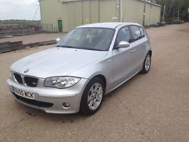 BMW 1 SERIES 2.0 118d SE 5dr, Full Service History