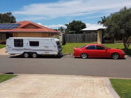 1998 Jayco Westport 17ft Caravan Dual Axel