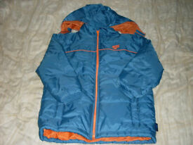 Boys Hi-Tec coat with hood