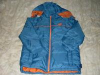 Boys Hi-Tec coat with hood