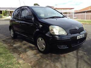 2003 Toyota Echo Hatchback log book Green Valley Liverpool Area Preview