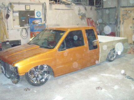 Holden rodeo mini truck