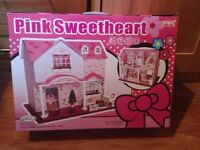 Brand New in box dolls house