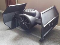 Star wars Themed wood burner, Tai fighter