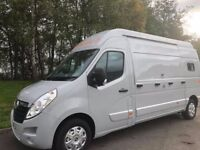 3.5t horsebox for sale brand new conversion