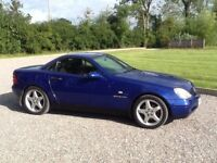Mercedes SLK, convertible, hard top, roadster, open to offers, PX or swap