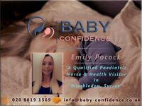 Emily Pocock - A Pediatric Nurse and Baby sleep Consultant in Wimbledon Surrey