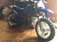 Pw50 copy py50 great kids bike motocross twist go 2 stroke