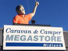 CARAVAN & CAMPER SERVICING, REPAIRS AND DETAILING Bellevue Swan Area Preview