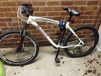Specialised hard rock bike