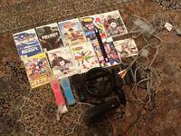 Nintendo Wii Bundle with extras