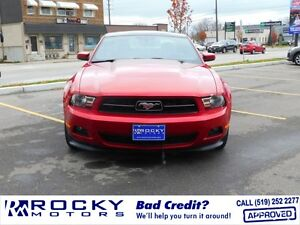 2011 Ford Mustang $21,995 PLUS TAX