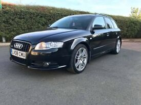 2008 Audi A4 2.0 TDI S Line Special Edition *FULLY LOADED*