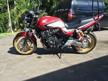 Honda CB 400 ABS Naked LAMS Motorbike Currumbin Valley Gold Coast South Preview