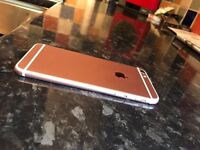 iPhone 6s Plus 16GB rose gold, Vodafone network