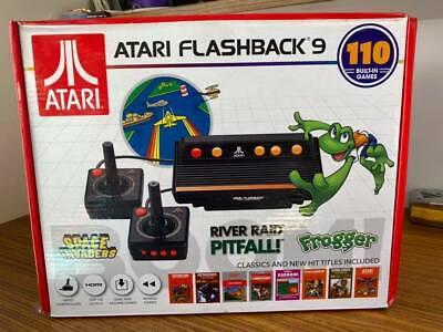 Atari Flashback 9 Video Game Console - New in Box