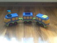 Kids Train Set.