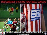 Chapel En Le Frith Thursday Night 6aside League - Teams Wanted