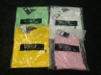 Mens Ralph Lauren polo shirts X 4 bnwt