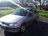 REDUCED!!!!! Peugeot 106 DIESEL £425ono!!!!!! 12 MONTH MOT