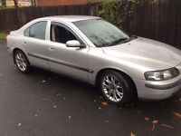2004 VOLVO S60 D5 SE ONLY 120K,,FULL YEARS MOT,FULL LEATHER,CARS IN GOOD CONDITION