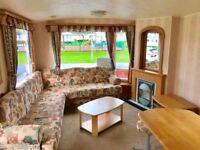 🌟🌟STUNNING STARTER CARAVAN FOR SALE AT CRESSWELL TOWERS HOLIDAY PARK - OPEN 12 MONTHS🌟🌟