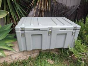 Contractor One Heavy Duty Poly Ute/Truck box, toolbox, storage