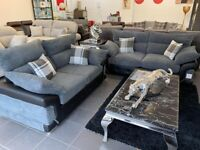 Sale On Brand New Logan Sofa Available In Corner Or 3+2 Seater Sofa Set Order Now