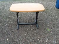 Hobby caravan table never been used.