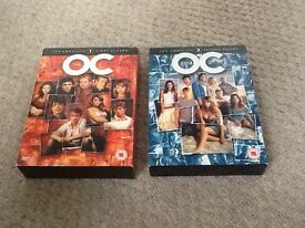 Season 1 & 2 The OC Boxsets