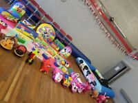 soft play toys hire