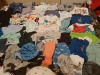 Big bundle of boys 6-9 month clothes