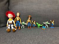 Toy Story Sheriff Woody, Buzz Lightyear, Jessie & Others (smoke and pet free home)