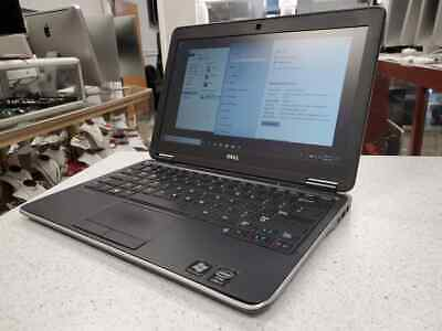 Dell E7240 i7 Ultrabook 256GB SSD Fire Sale Business Laptop